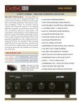 Paso Catalogue - Paso Sound Products - Page 2