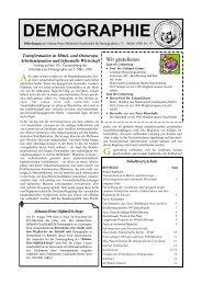 Mitteilungen Nr. 19 (Jahrgang 1998) - Deutsche Gesellschaft für ...