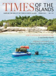 Times of the Islands Spring 2015