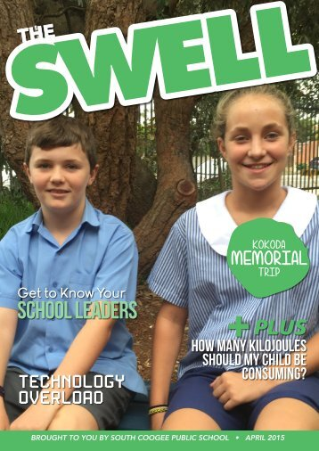 The Swell April 2015