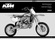 Innenteil 60 SX 2000