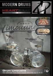 Drum Limousine lilletrommer - Modern Drums