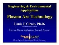 Engineering & Environmental Applications of ... - HartfordInfo.org