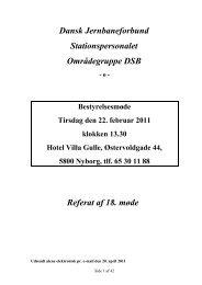referat 18. møde d. 22.02.2011 i Ng - spdsb.org