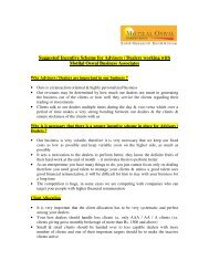 Suggested Incentive Scheme for Advisors / Dealers ... - Motilal Oswal
