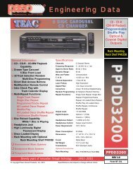NT231 PPDD3200.pdf - Paso Sound Products