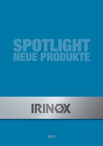 Irinox Spotlight 2013