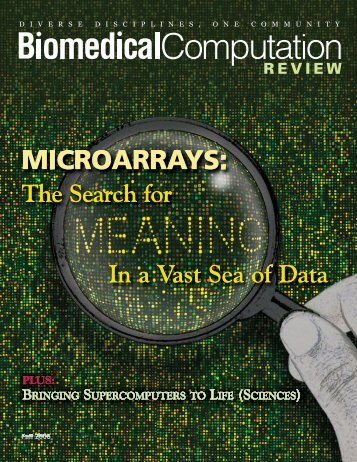 MICROARRAYS: MICROARRAYS: - Biomedical Computation Review