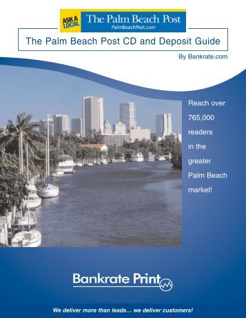 The Palm Beach Post - Bankrate.com