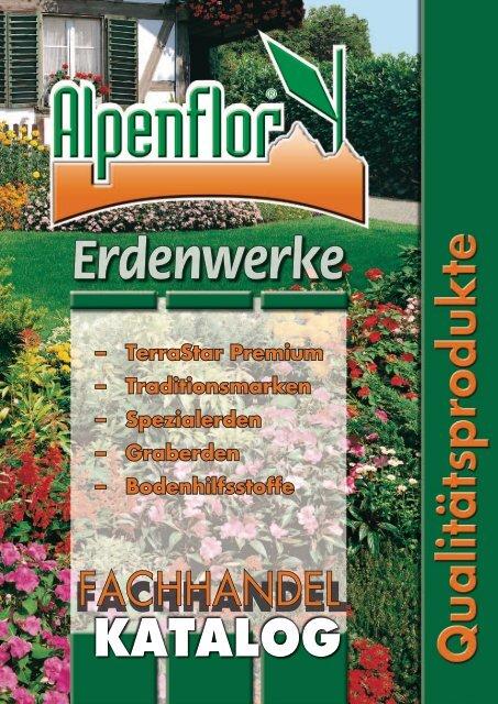 Alpenflor Blumen