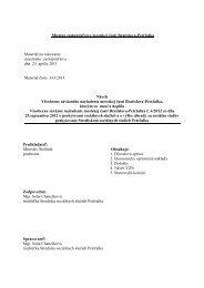 Návrh VZN mestskej časti, ktorým sa mení a dopĺňa VZN ... - Petržalka