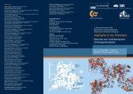 Highlights in der Onkologie_Juni2013.indd - RHCCC