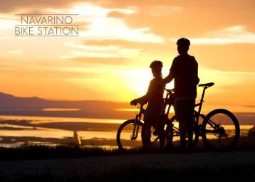Navarino Outdoors - Bike Station - Costa Navarino