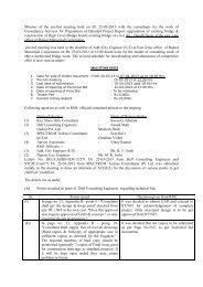 Minutes of the pre-bid meeting held on Dt. 25-03-2013 ... - ww.rmc.gov.