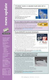 new s update - ENT and Audiology News