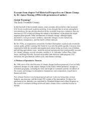 Excerpts from chapter 9 of Historical Perspectives on ... - Icecap
