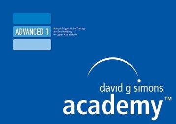 Advanced I - David G. Simons Academy - Eu.com