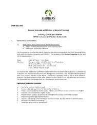 Page 1 of 3 ECM 2013-‐001 General Assembly and Election of ...