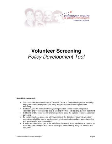 articles upon diagnostic tests regulations as well as methods to get volunteers