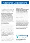 Support at Worthing College for students applying to Oxbridge - Page 4