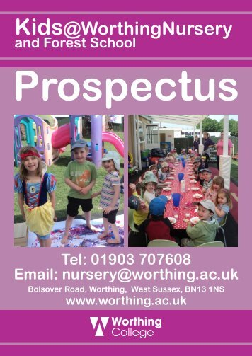 clicking here - Worthing College