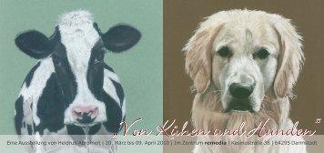 Eine Ausstellung von Heidrun Abromeit   10. März bis 09 ... - Remedia