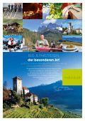 SÜDTIROL CONCERTS | Musik- & Paketreisen nach Südtirol 2015 - Seite 2