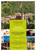 SÜDTIROL CONCERTS   Musik- & Paketreisen nach Südtirol 2015 - Seite 7