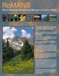 Romans Brochure - Colorado State University