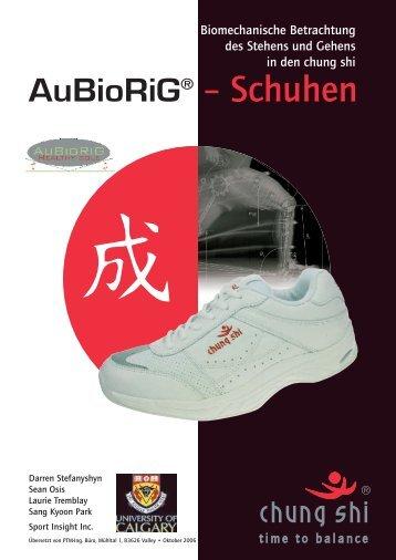 AuBioRiG® – Schuhen - chung shi Magyarország