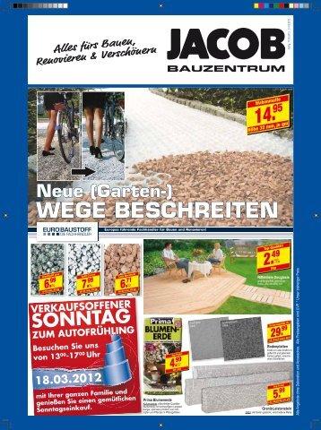 WEGE BESCHREITEN - Jacob GmbH - jacobgmbh.de
