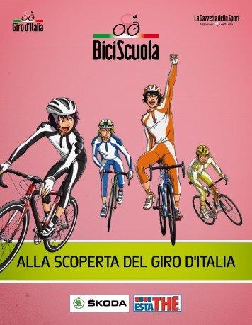ALLA SCOPERTA DEL GIRO D'ITALIA