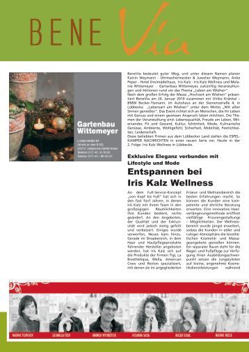 Doppelseite Espelkamper Nachrichten / Stadtgespräch ... - BeneVia