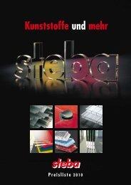 Kunststoffe und mehr - Steba Kunststoffe AG
