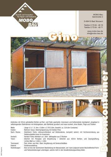 Gino ohne Preis_Fino 42 mm.qxd - mobo-bau