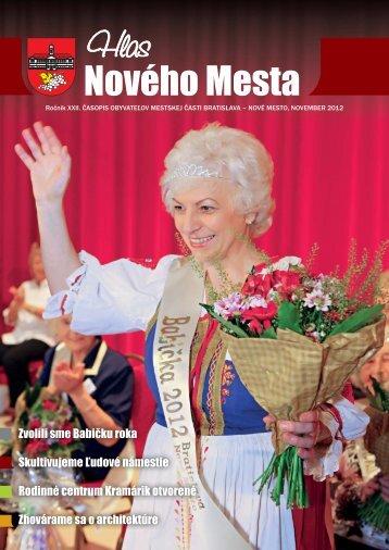 2012 - 11 - Nové Mesto