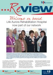 Issue 13 - Life Healthcare