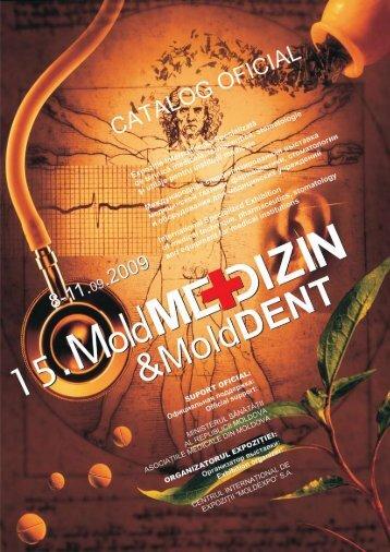 program - MoldMEDIZIN & MoldDENT - Moldexpo
