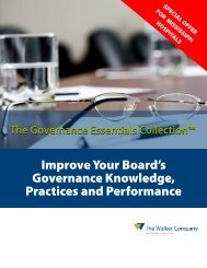 Governance Essentials Collection - Mississippi.pub - MHA News Now