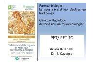 Dr.ssa Raffaella Rinaldi - Oncologia Rimini