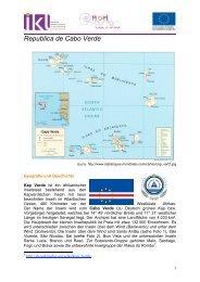 Republica de Cabo Verde - IKL-centre-de-documentation-et-d ...