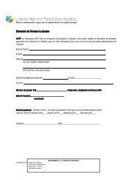 composante crite (examen de qualification) du 14 novembre 2004