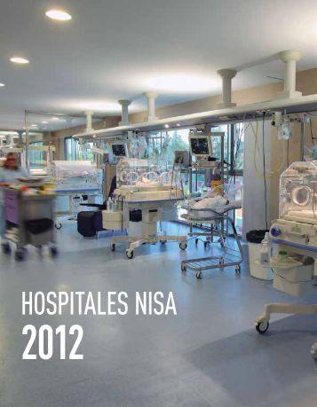 Memoria 2012 - Hospitales Nisa
