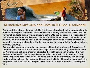 Hotel De Playa El Salvador