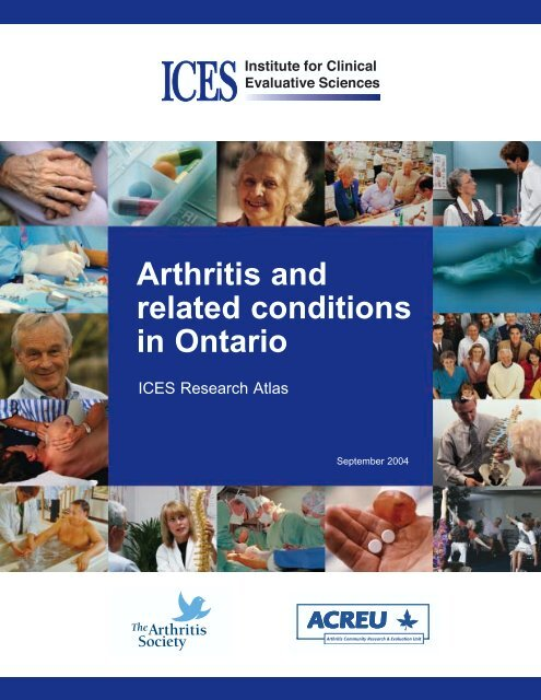 Introduction - Arthritis Community Research Evaluation Unit (ACREU)