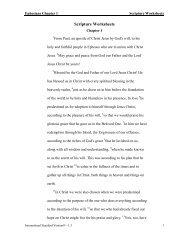 Scripture Worksheets Titus Chapter 1 Scripture Worksheets
