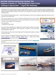 Feedback - General Insurance Association Of Singapore