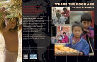 where the poor are - Socioeconomic Data and Applications Center ...