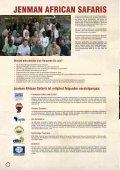 Nebensaison-Rabatt - Jenman African Safaris - Seite 4