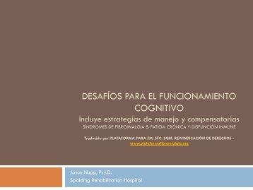 Dr-Jason-Nupp-desafios Cognitivos-2009.pdf - Plataforma para la ...